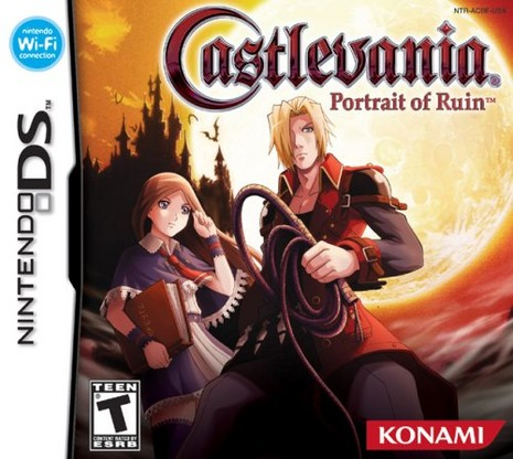 ROMs - Castlevania - Portrait of Ruin (Português) - NDS Download