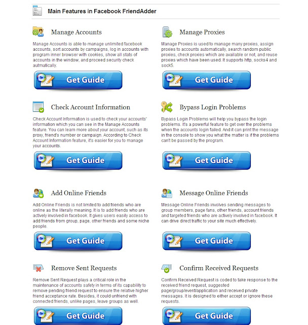 Facebook FriendAdder Pro Cracked Software Download