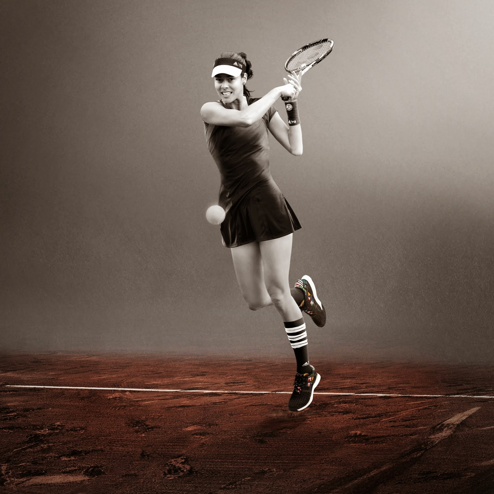 74ed89efc81f6 adidas Roland Garros Collection by Y-3