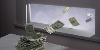 5 maneiras de perder dinheiro sem sequer perceber