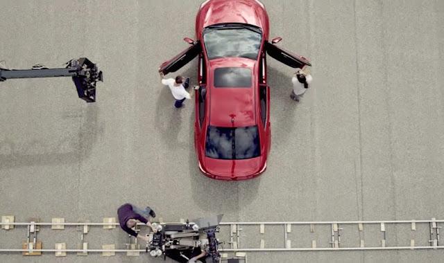 Todos los trucos de cámara expuestos en comercial de Toyota
