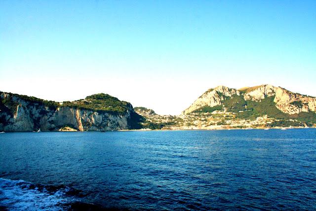 mare, acqua, isole, terra ferma, cielo
