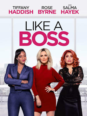 Like A Boss 2020 Dual Audio 5.1ch 720p BRRip 750Mb x264