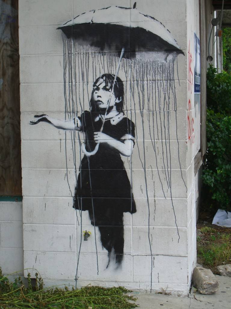 rambles with a camera: Banksy