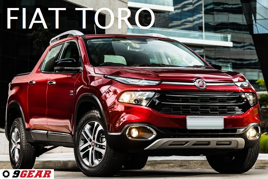 Fiat Toro pickup launched in Brazil | Car Reviews | New Car Pictures for 2018, 2019