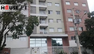 Apartamento com Suíte, Sacada e Churrasqueira - Pinhais