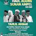 Info Tahlil Akbar dan Sekilas Sejarah Sunan Ampel