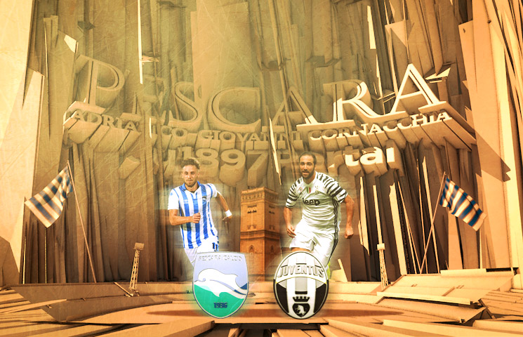 Serie A 2016/17 / 32. kolo / Pescara - Juventus, subota, 15:00h