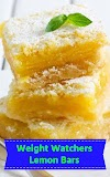 Weight Watchers Lemon Bars