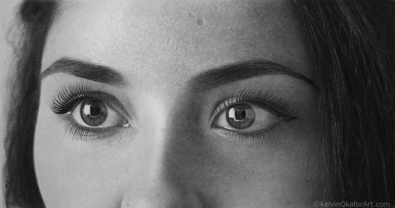 15-Eyes-of-Maya-Kelvin-Okafor-Realistic-Pencil-Drawing-Portraits-www-designstack-co