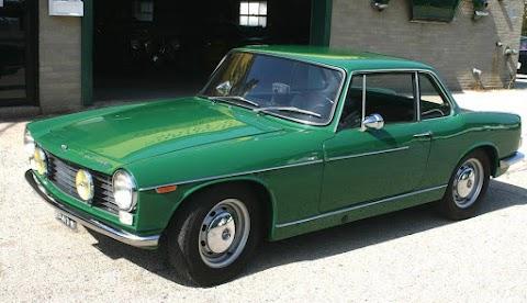 1966 Innocenti Coupe