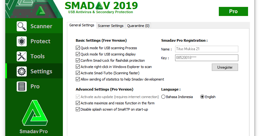 SMADAV 2016 STARTIMES TÉLÉCHARGER GRATUIT GRATUIT