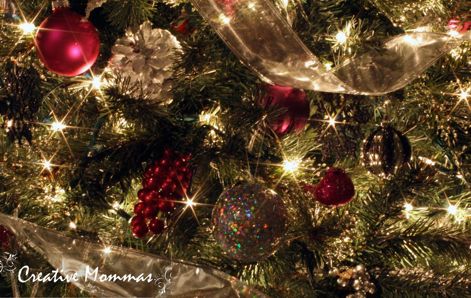 I Guess That Is The Reality Of Dealing With Christmas Tree Lights Some Close Up Details