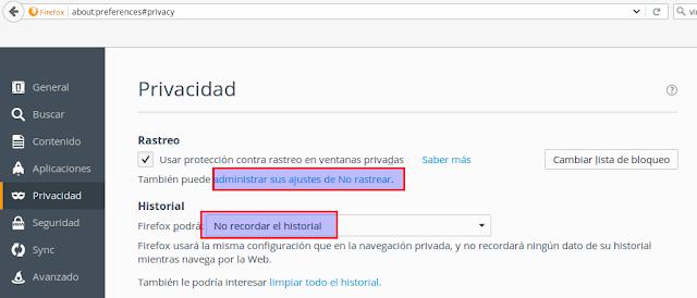 Privacidad  - Elementary OS