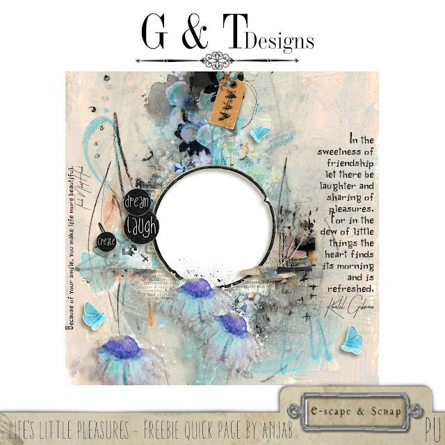 G&T Designs - Life