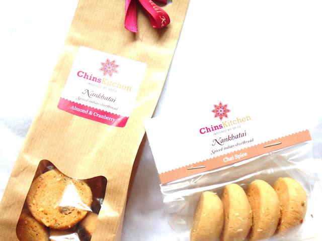 Chins Kitchen: Nankhatai