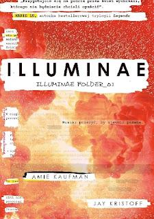 """""""Illuminae. Illuminae Folder_01"""" - Jay Kristoff, Amie Kaufman"""