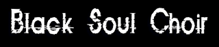 Black Soul Choir_band logo