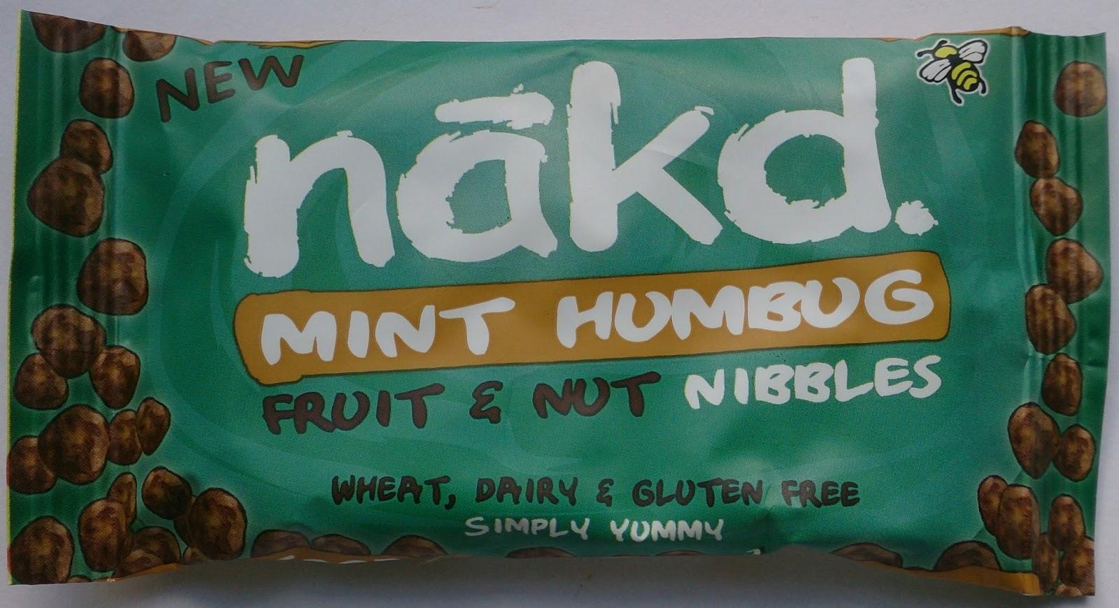 Nakd Fruit Nut Nibbles Mint Humbug Kulinaria Zblogowani