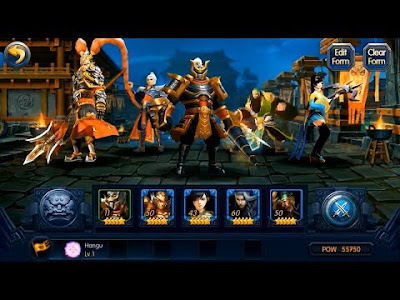 Dynasty Dragons: Warriors S·RPG APK Download Latest Version 1.14.0 For Android Free