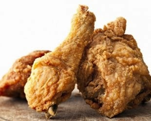 Perfect Healthy Fried Chicken Recipe
