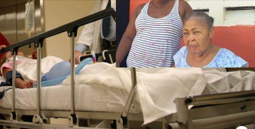 INSÓLITO : Mujer se levanta tras ser declarada muerta en el hospital de San Juan