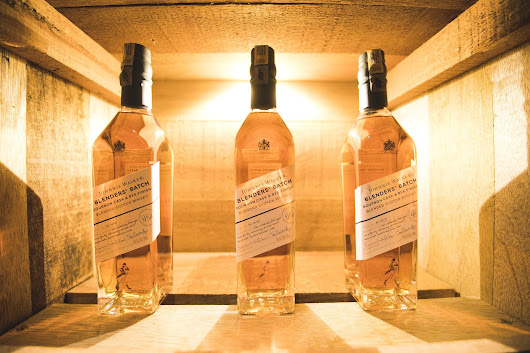 Johnnie Walker® Expands The Scotch Industry with Its Latest Experimental Whiskies——The Blenders' Batch