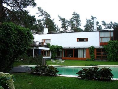 Casa Moderna en Finlandia - Villa Mairea 1937 -39