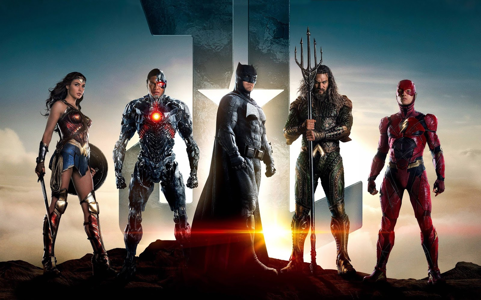 Justice League Full HD Wallpapers - Justice League