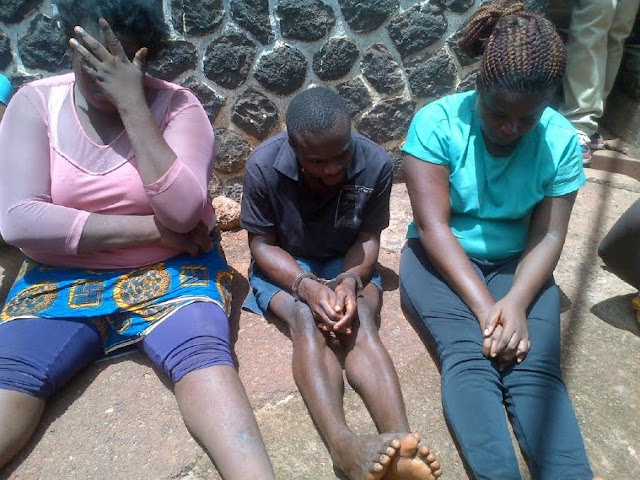 We kidnapped our mother to raise money for her medical treatment – Daughters