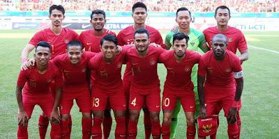Daftar 23 Pemain Skuad Timnas Indonesia untuk AFF Cup 2018 www.guntara.com