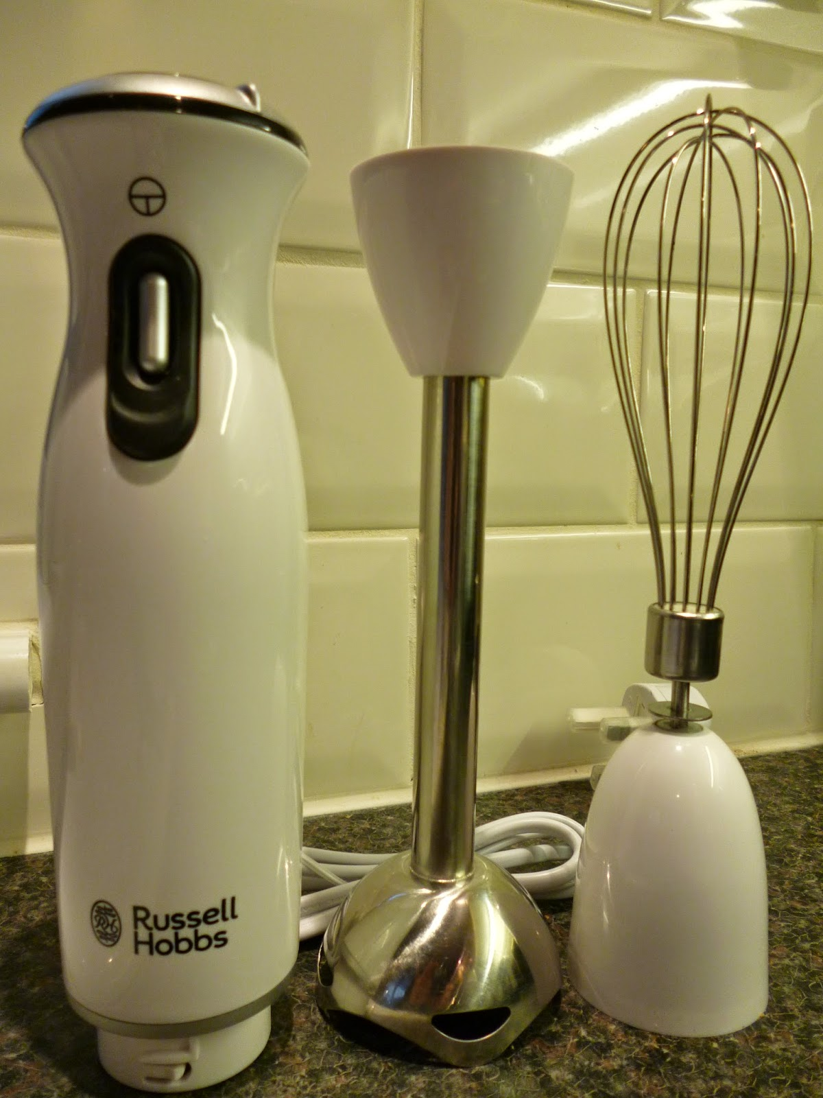 Russell Hobbs Aura 6 Hand Blender Review