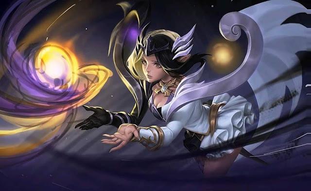 New Hero Lunox Mobile Legends