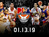 2019 PBA Philippine Cup Schedule, Results and Scores
