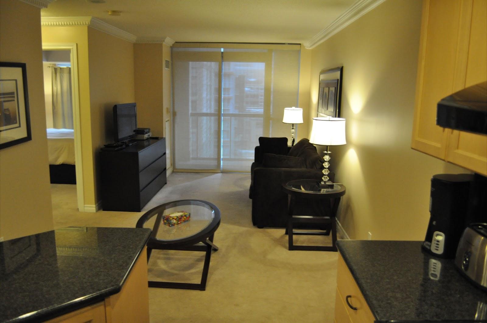 2 Bedroom Furnished Apartments Toronto