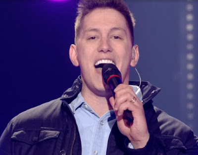 Jakson Follmann recebe elogio de Branco Mello ao cantar música interpretada pelo Titãs — Foto: Globo