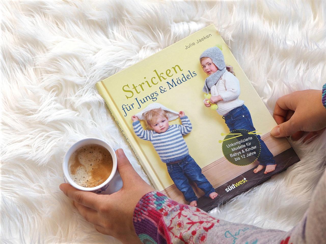 Strickbuch: Stricken für Jungen und Mädchen