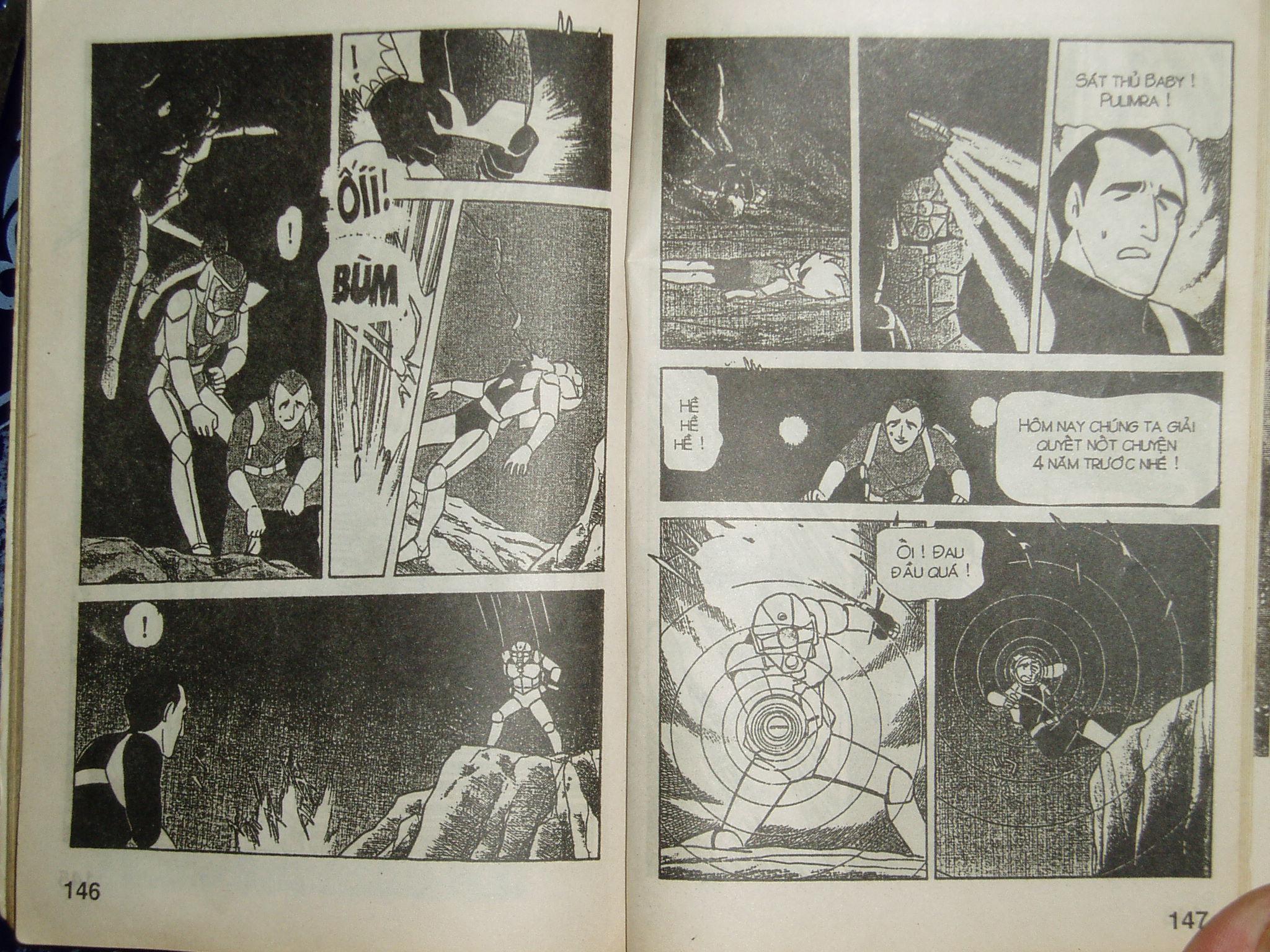 Siêu nhân Locke vol 16 trang 71