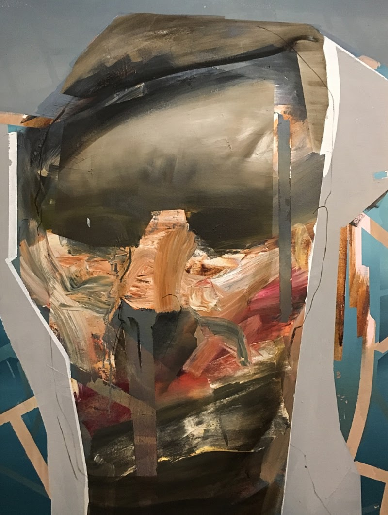 Paintings by Daniel Ochoa from Sonoma County, California.