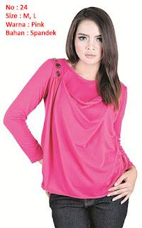 SALE 65% | Atasan Wanita | Blouse Wanita | Baju Wanita 24