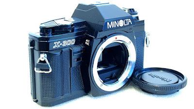 Minolta X-300 (Black) Body #926