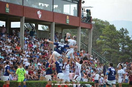 Campeonato Argentino: resultados 2° fecha
