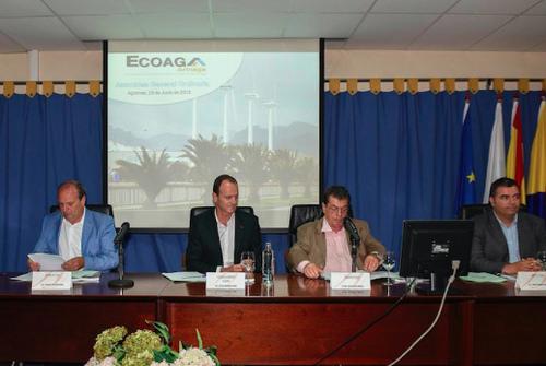 Ecoaga dispone de 1.370.000 euros para consolidar al Polígono Industrial de Arinaga como el más productivo para invertir