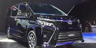 Review Desain Interior dan Eksterior dari Toyota Voxy Terbaru
