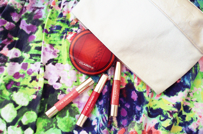 Clarins Colours of Brazil collection review