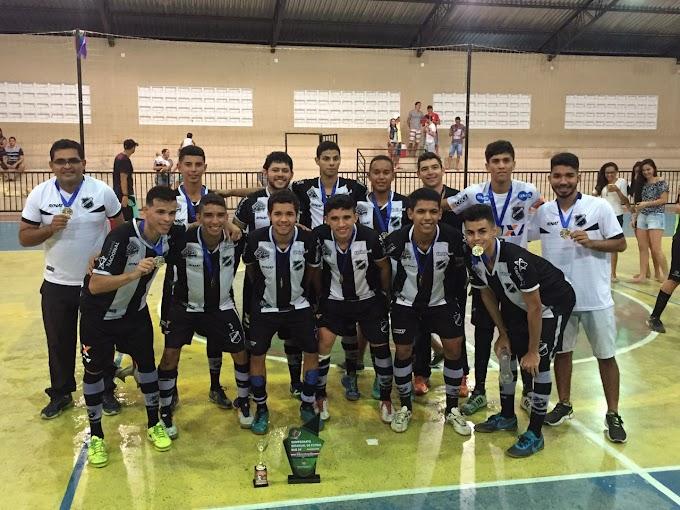 ABC/São Paulo do Potengi é campeão Estadual de Futsal Sub-20