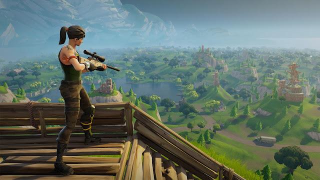 Fortnite propone un nuevo modo con equipos de 20 jugadores