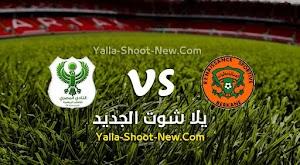 نهضة بركان اخر المتاهلين لنصف نهائي كأس الكونفيدرالية الأفريقية على حساب نادي المصري
