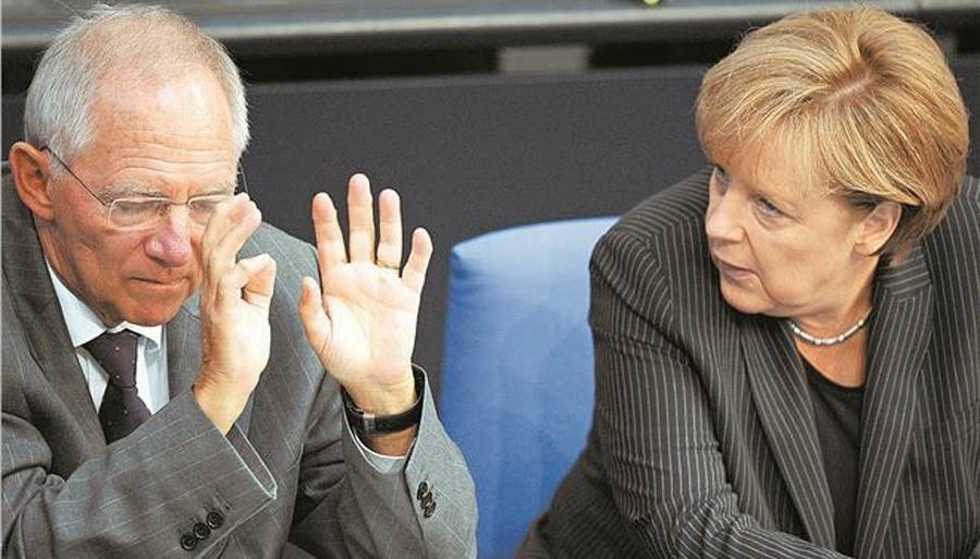 Αρχίζει να κλονίζεται η γερμανική οικονομία