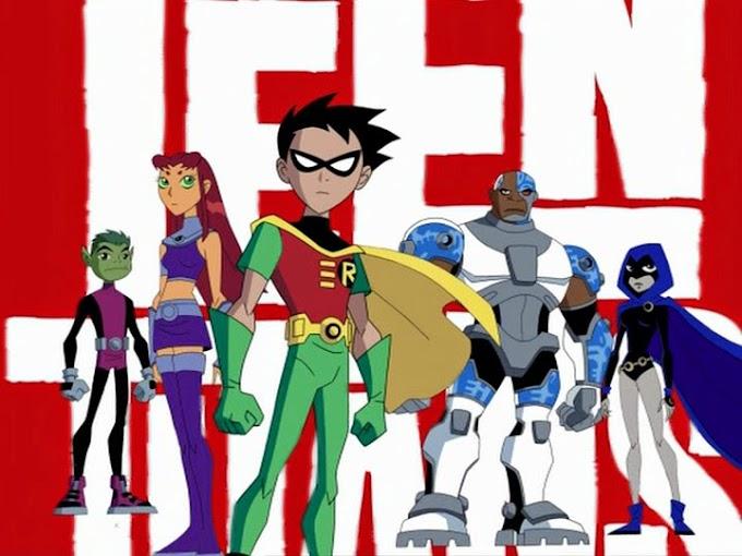Los Jóvenes Titanes Temporada 2 Capitulo 3 - Terra